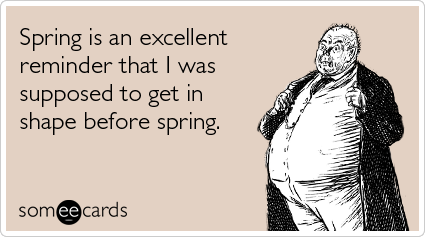 spring ecard