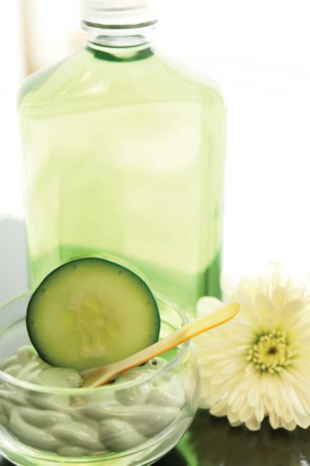 cucumber sooth
