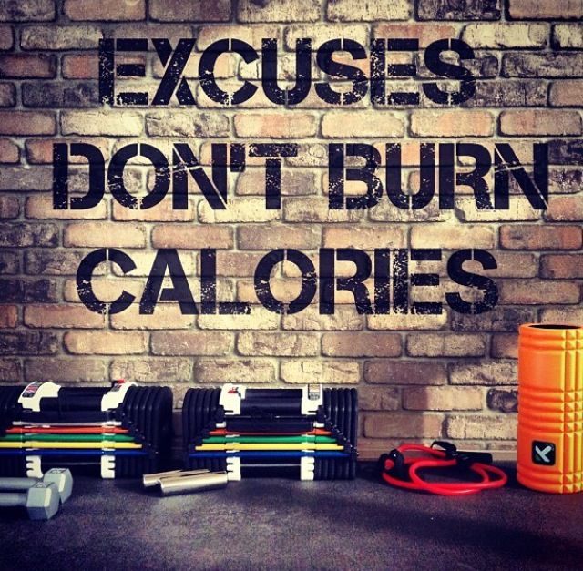 quote - excuses