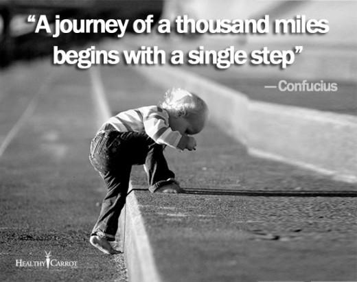 quote - journey