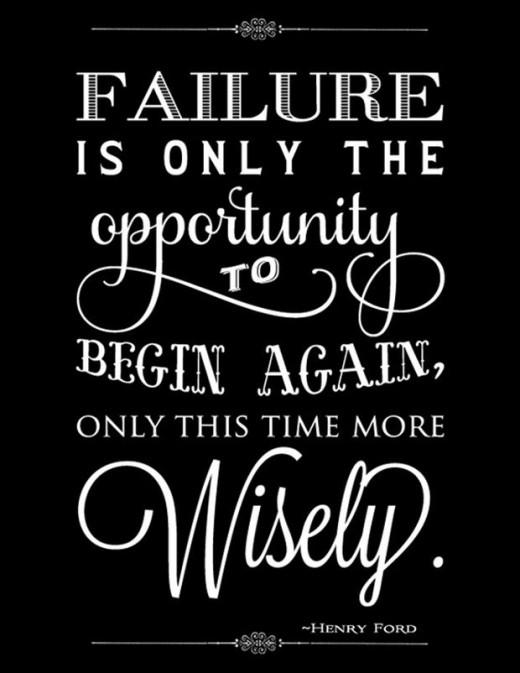 quote failure