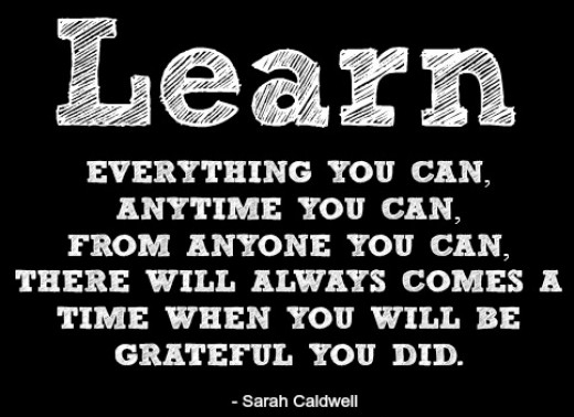 quote - learn