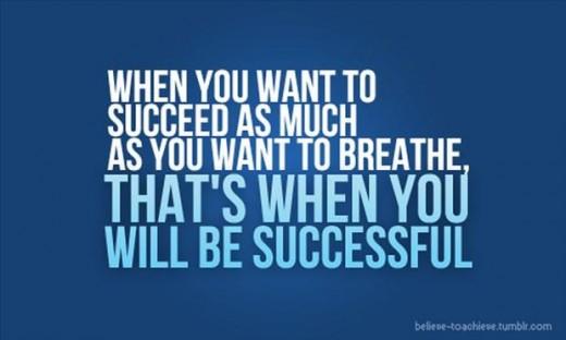 quote - success