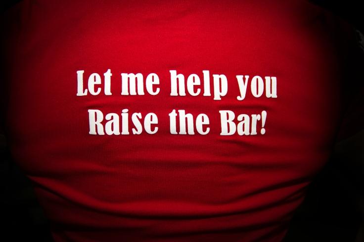"""Let me help you Raise the Bar!"""