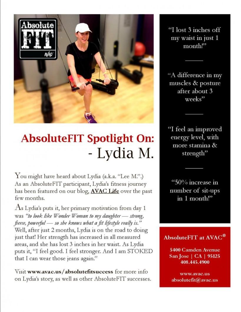 Lydia spotlight abfit2