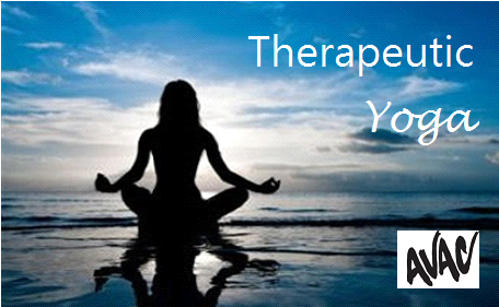 therapeutic yoga image