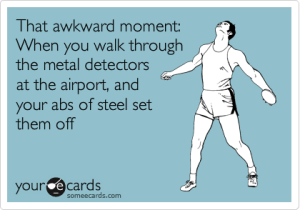 awkward abs of steel