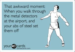 awkward abs of steel