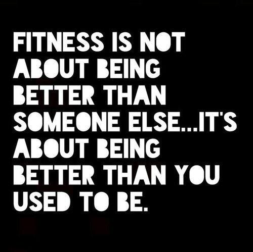 fitness USED