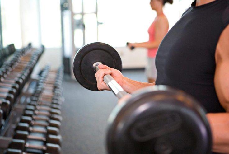 weight train