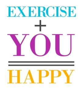 exercise you happy