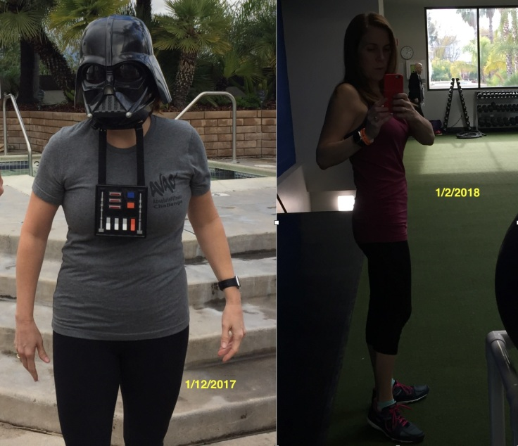 darth before after challenges in